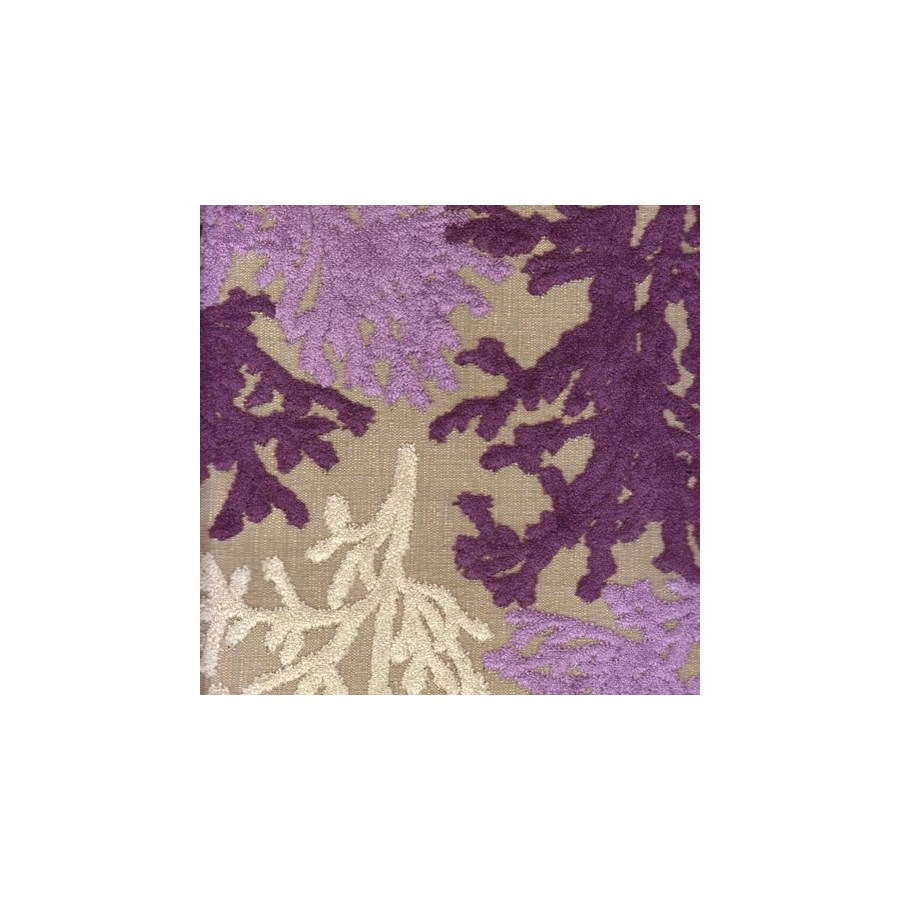 Nevis- Fig - Fabric By the Yard