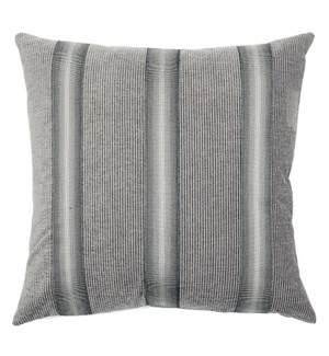 Ombre  Pillow - Addison Charcoal