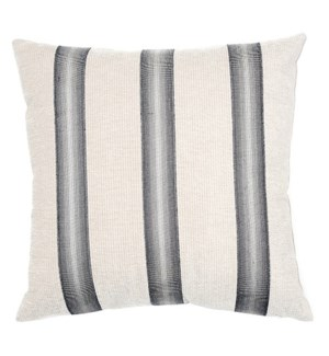 Ombre  Pillow - Addison Pebble