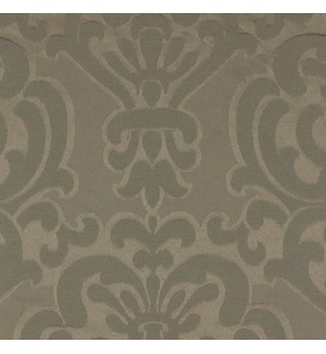 Ostrava * - Pewter - Fabric By the Yard