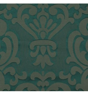 Ostrava * - Viridian - Fabric By the Yard