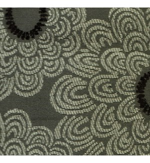Palermo * - Graphite - Fabric By the Yard