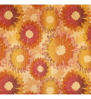 Palmilla * - Azalea - Fabric By the Yard