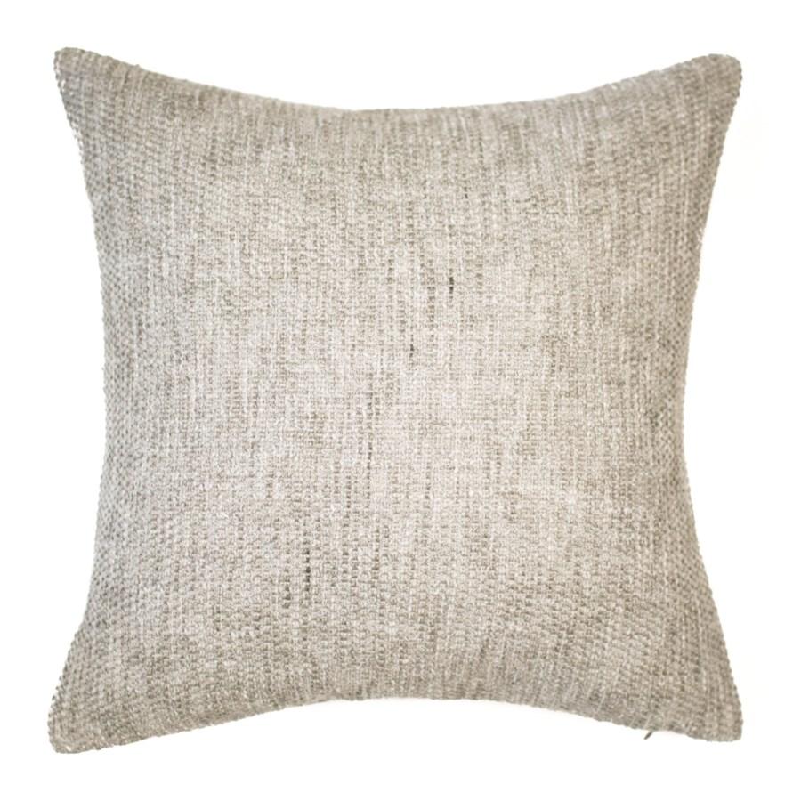 "Pisco - Ash - Pillow - 12"" x 26"""