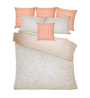 Pisco - Natural Bedset - King