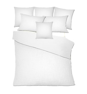 Pisco - Snow Bedset - King