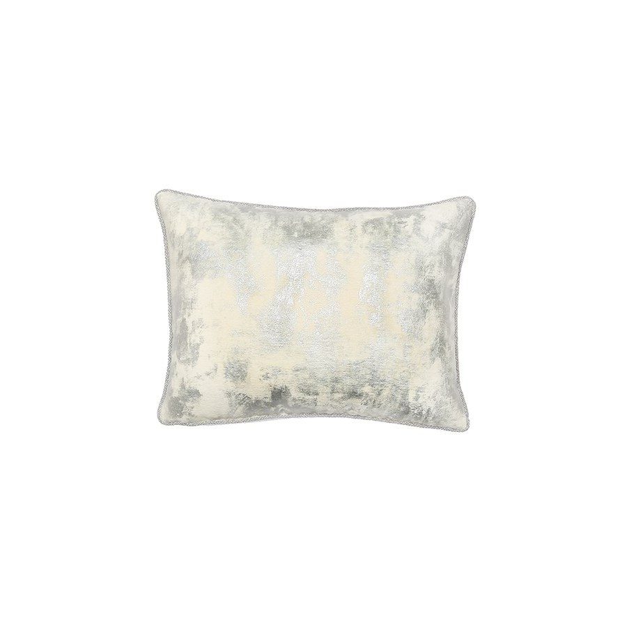 Rayon Braid Pillow - Winfiled Silver