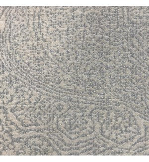 Safed * - Chrome - Fabric By the Yard