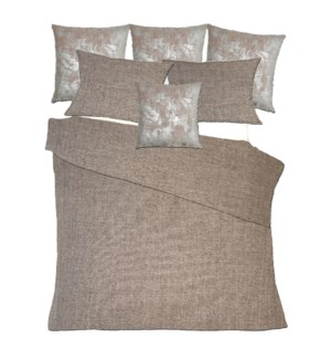 Salar - Pinecone / Winfield - Platinum Bedset - King