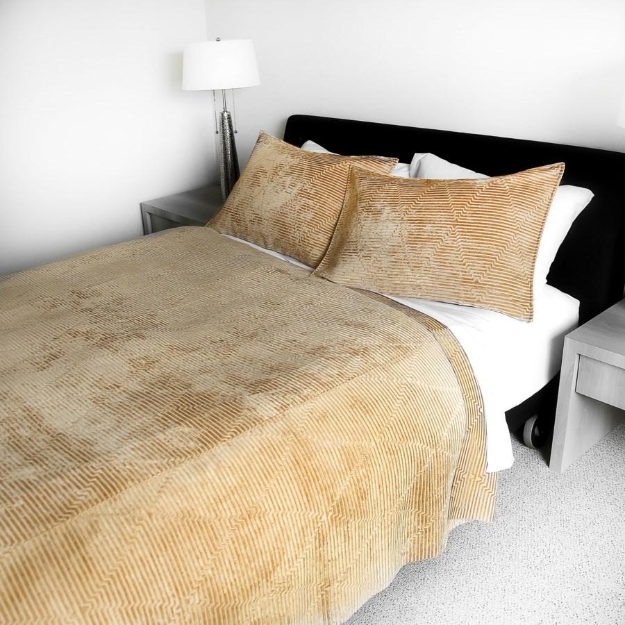 Shelburne - Gold Dust - Coverlets