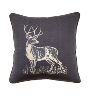 Stag Party Pillow