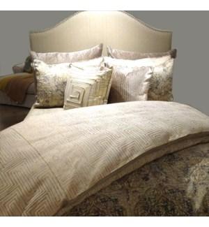 Sumatra - Champagne Bedding