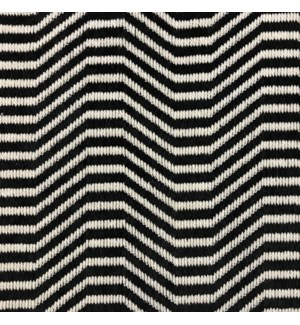 Tamra * - Noir - Fabric By the Yard