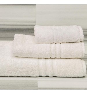 TOWELS - TURKISH DELIGHT - WHITE