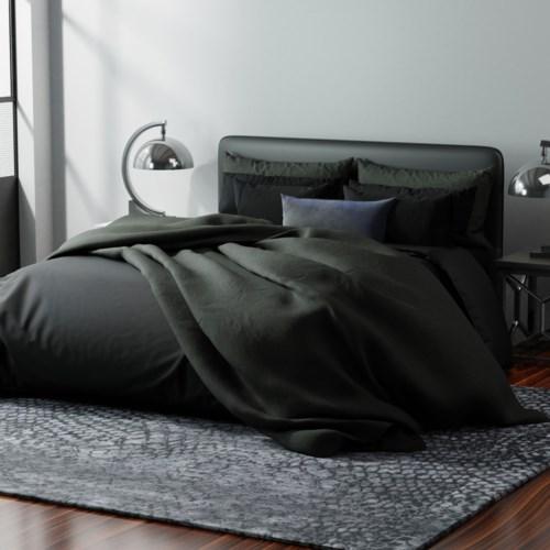 Verona - Black Bedding