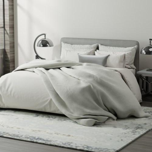 Verona - Pewter Bedding