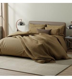 Verona - Tan Bedding