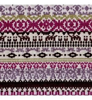 Zermatt * - Magenta - Fabric By the Yard