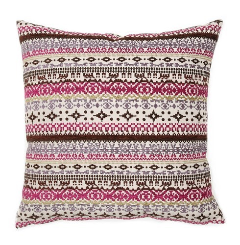 "Zermatt - Magenta -  Pillow - 16"" x 30"""