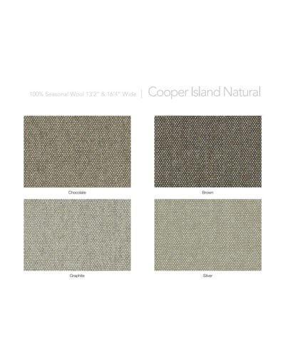Cooper Island: Cooper Island Natural Collection
