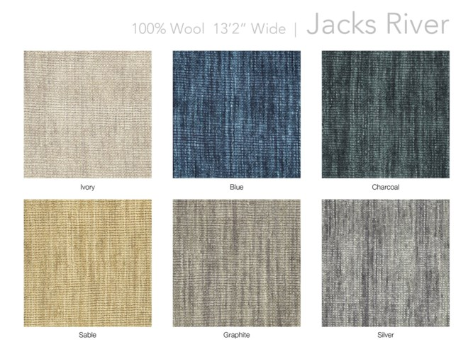 "Jacks River 13.5"" x 18"" Set"