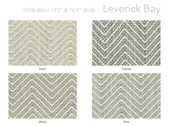 "Leverick Bay 13.5"" x 18"" Set"