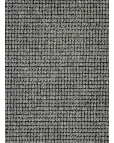 """Pebble Row Charcoal 6"""" x 6"""" Sample"""