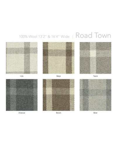"Road Town 13.5"" x 18"" Set"