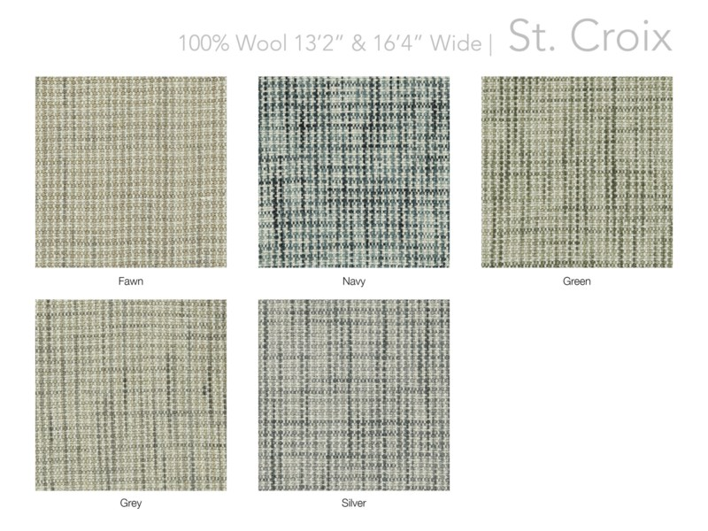 "St. Croix 13.5"" x 18"" Set"