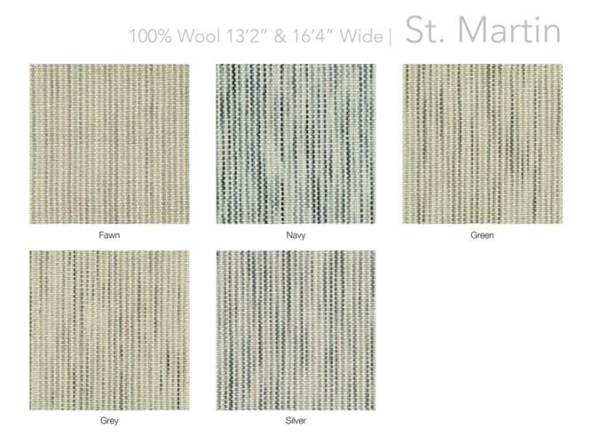 "St. Martin 13.5"" x 18"" Set"