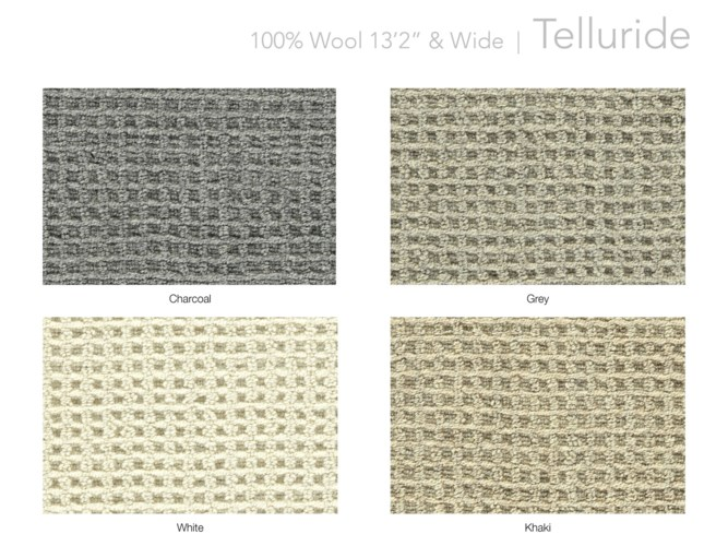 "Telluride 13.5"" x 18"" Set"