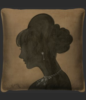 Silhouette 4 Pillow