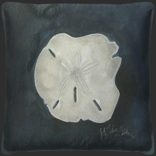 Seashell No7 Pillow