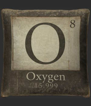Oxygen Element Pillow