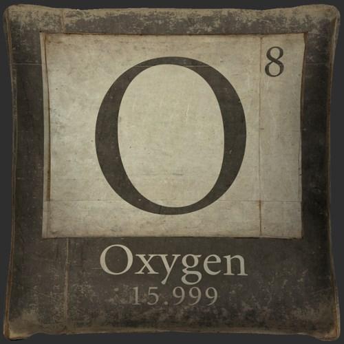 Oxygen Element Pillow