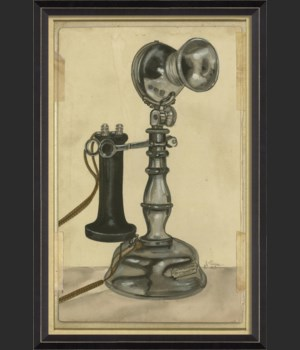 BC Vintage Phone 1