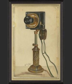 BC Vintage Phone 2