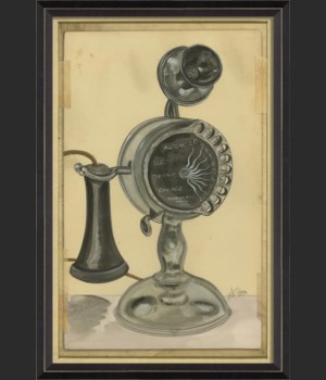 BC Vintage Phone 3