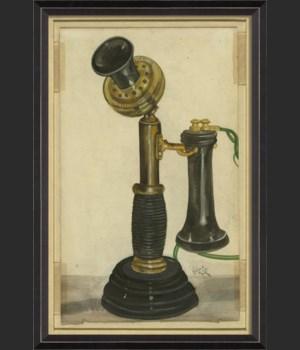 BC Vintage Phone 6