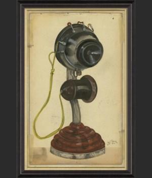 BC Vintage Phone 7