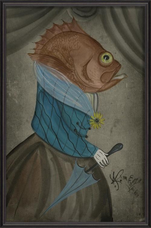 BC XL Rock Fish