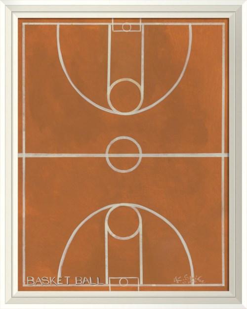 WCWL Basketball Court