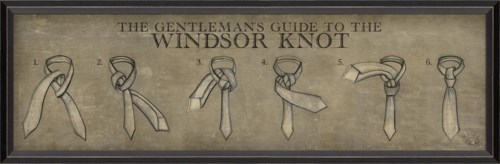 BC Windsor Knot
