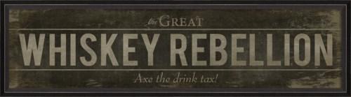 BC Whiskey Rebellion Black