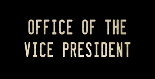 OFFICE OF THE VICE PRESIDENT
