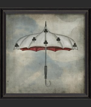 BC Clubs Umbrella in clouds