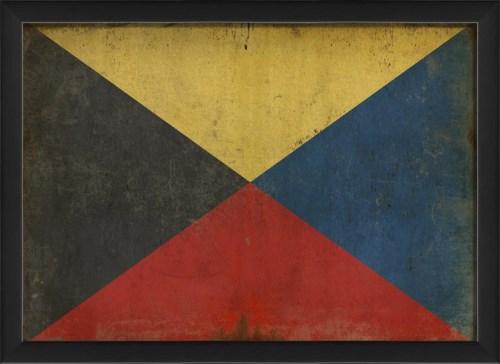 EB Nautical Flag Z med