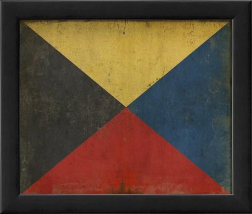 EB Nautical Flag Z sm