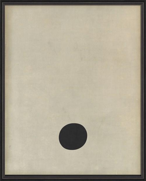 BC Letter Period black on white