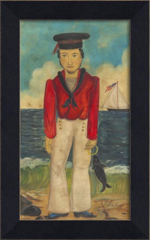 MI Sailor in Red